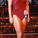 Sarah Palin in a swimsuit